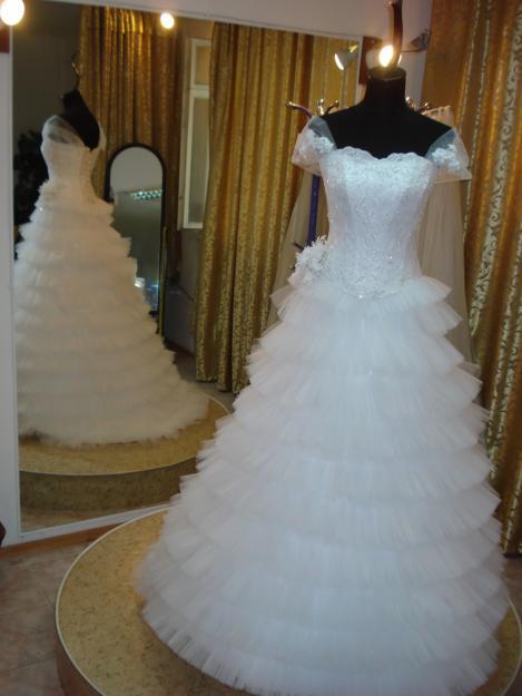 Казахские свадебные платья фото 6